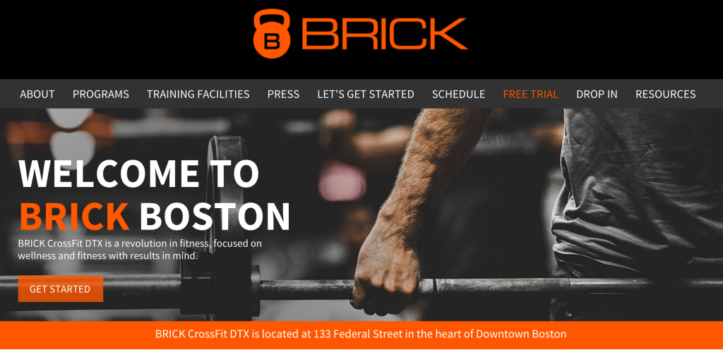 CrossFit Brick Boston