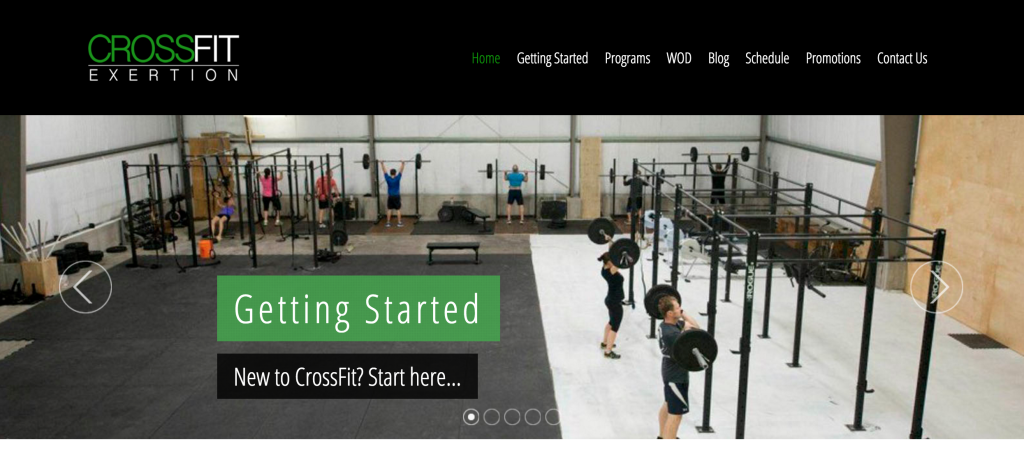 CrossFit Exertion