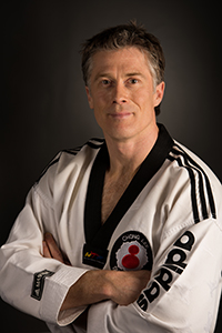 Mike Ives, MemberTracker founder and owner at PEI Taekwondo.